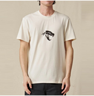 Camiseta Globe: Dion Agius Hollow Tee (Bleach Free Dye Fr) Globe - 1