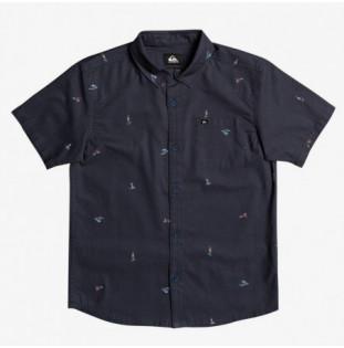 Camisa Quiksilver: Yacht Rock (India Ink Yacht Rock) Quiksilver - 1