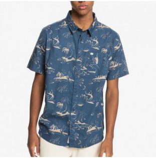 Camisa Quiksilver: EndleSS Trip (Saragosa Sea Endless Trip) Quiksilver - 1