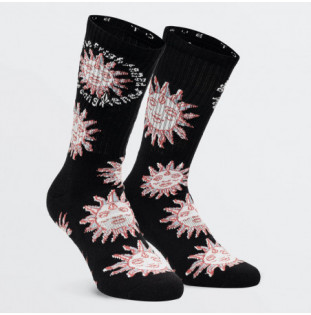Calcetines Volcom: Vibes Socks Pr (Black Out)
