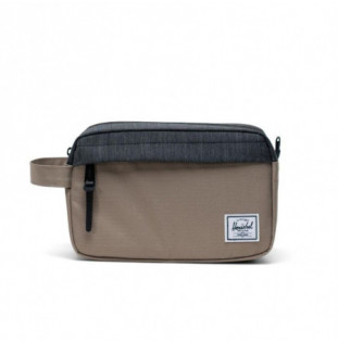Neceser Herschel: Chapter (Black Denim/Timberwolf)