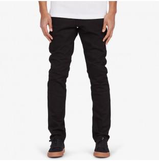 Pantalón DC Shoes: WORKER SLIM SBR (BLACK RINSE) DC Shoes - 1