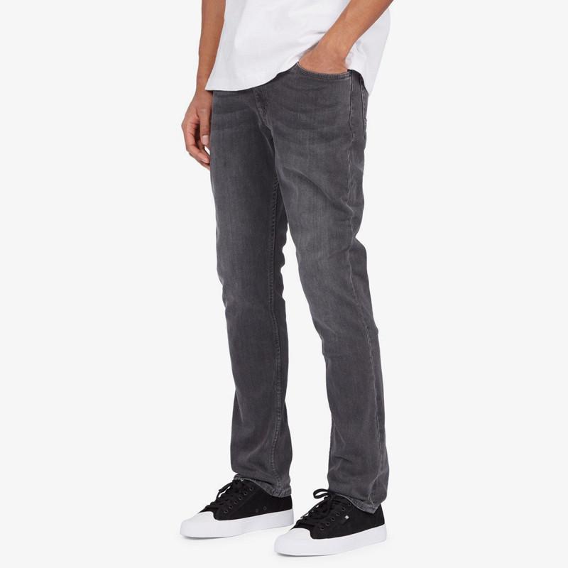 Pantalón DC Shoes: WORKER SLIM SMG (MEDIUM GREY)