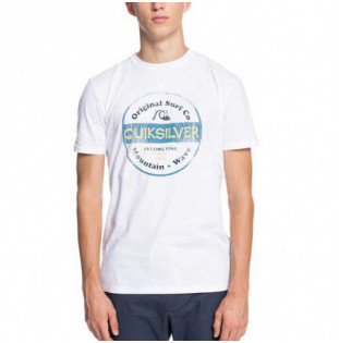 Camiseta Quiksilver: From Days Gone SS (White) Quiksilver - 1