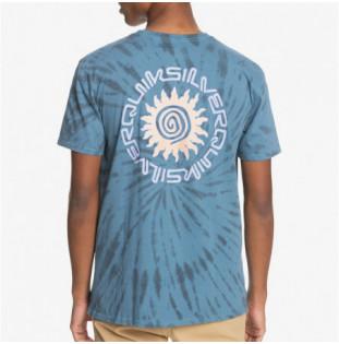 Camiseta Quiksilver: Slow Light SS (Captains Blue) Quiksilver - 1