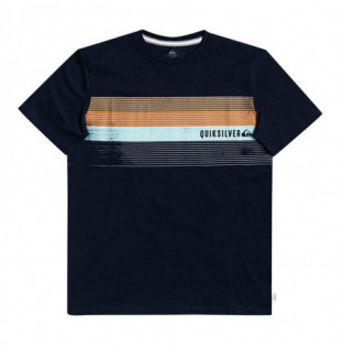 Camiseta Quiksilver: Edges Run SS (Navy Blazer) Quiksilver - 1