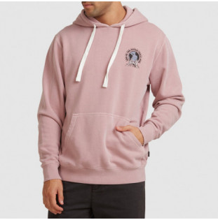 Sudadera RVCA: World Party Pullover (Pale Mauve) RVCA - 1