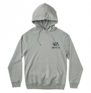 Sudadera RVCA: Dry Brush (Ice Green) RVCA - 1