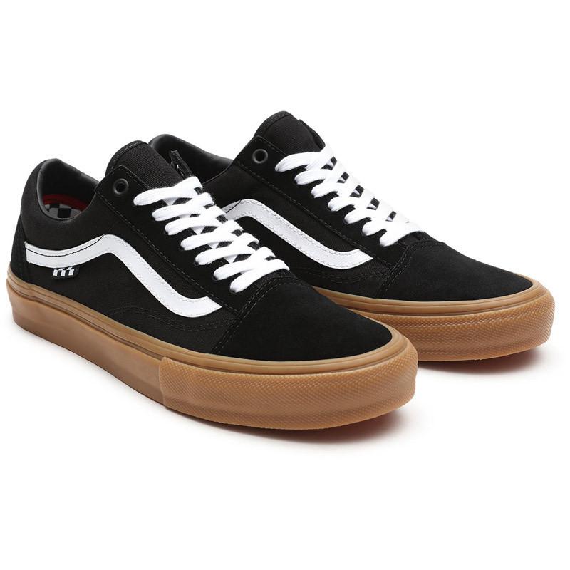 Zapatillas Vans Mn Skate Old Skool Black Gum   Atlas Stoked