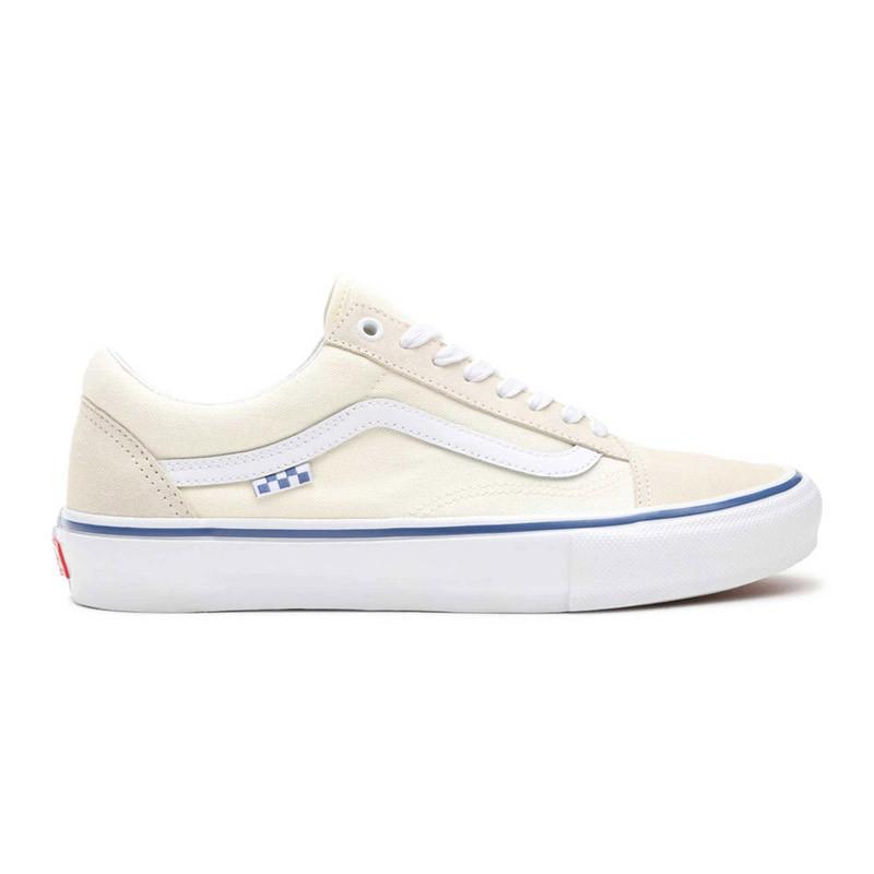 Zapatillas Vans: MN Skate Old Skool (Off White)