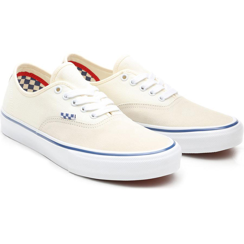 Zapatillas outlet Vans MN Skate Authentic Off White | Atlas Stoked