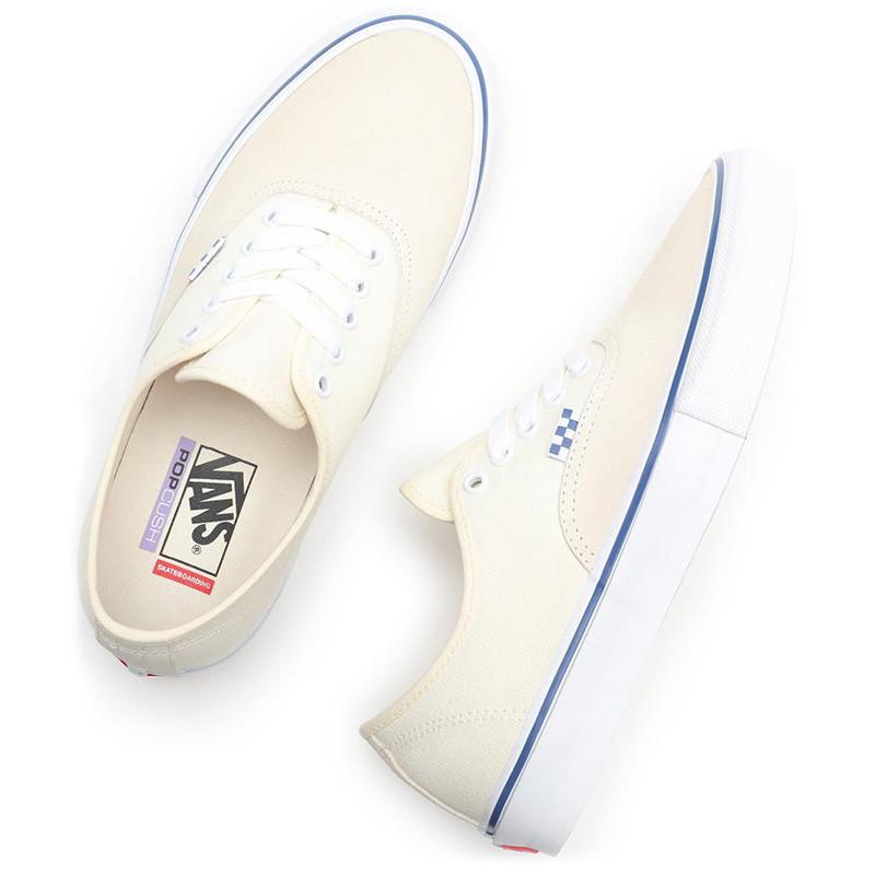 Zapatillas Vans: MN Skate Authentic (Off White)