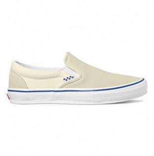 Zapatillas Vans: MN Skate Slip-On (Off White)