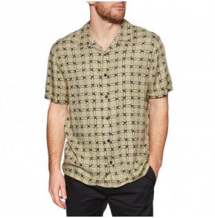 Camisa Volcom: Tab Up SS (Khaki)