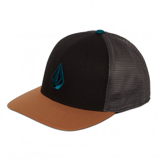 Gorra Volcom: Full Stone Cheese 110 (Golden Brown) - 1