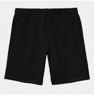 Bermuda Carhartt: Pocket Sweat Short (Black) Carhartt - 1