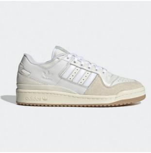 Zapatillas Adidas: Forum 84 Low Adv (Chalk Wht Cloud Wht) Adidas - 1