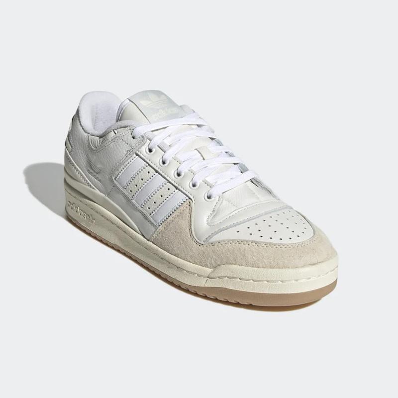 Zapatillas Adidas: Forum 84 Low Adv (Chalk Wht Cloud Wht)