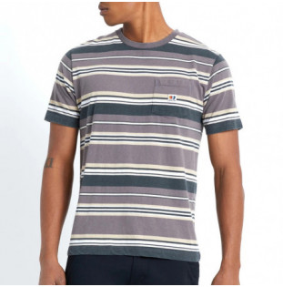 Camiseta Brixton: Hilt Alton SS Pkt (Washed Blk Cloud Wash) Brixton - 1