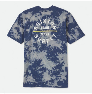 Camiseta Brixton: Oath V SS STT (Joe Blue Sun Wash) Brixton - 1