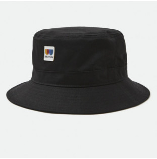 Gorro Brixton: Alton Packable Bucket Hat (Black)