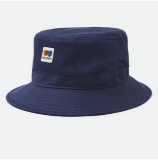 Gorro Brixton: Alton Packable Bucket Hat (Joe Blue) Brixton - 1