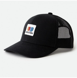 Gorra Brixton: Alton X MP Mesh Cap (Black)