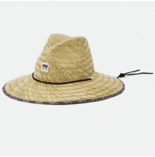 Gorro Brixton: Alton Sun Hat (Tan)