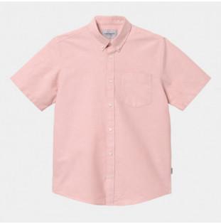 Camisa Carhartt: SS Button Down Pocket Shirt (Melba)