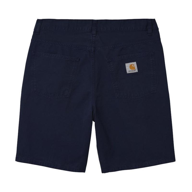 Bermuda Carhartt: Newel Short (Blue)