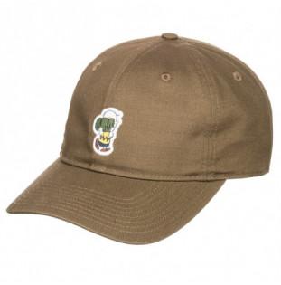 Gorra Element: Peanuts Dad Cap (Army)