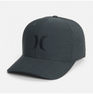 Gorra Hurley: M H20 Dri Marwick Icon Hat (Black Htr) Hurley - 1