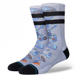 Calcetines Stance: Party Wave (Grey) Stance - 1