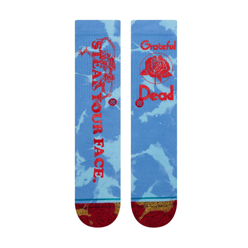 Calcetines Stance: Sunshine Day Dream (Blue)
