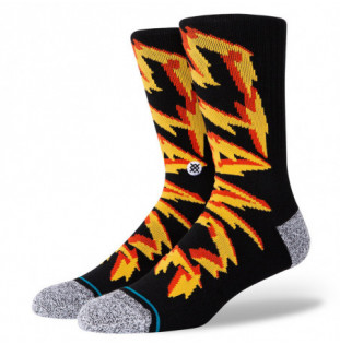 Calcetines Stance: Electrified (Black) Stance - 1