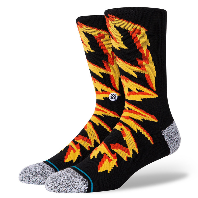 Calcetines Stance: Electrified (Black)