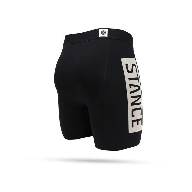 Boxer Stance: OG Boxer Brief (Black)