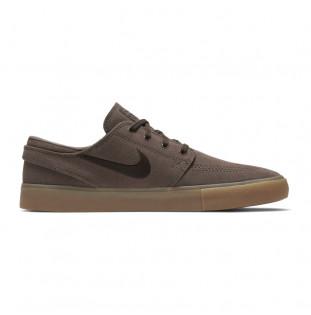 Zapatillas Nike: Zoom Janoski RM (Ironstn Vlvt Brw Ironstn) Nike - 1
