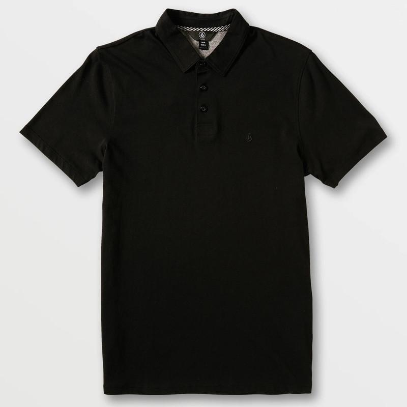 Polo Volcom: Wowzer Polo (Black)