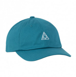 Gorra HUF: Essentials TT Logo CV 6 Panel (Marina)