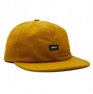 Gorra Obey: Lampin 6 Panel Cinch Back (Dijon)