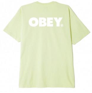Camiseta Obey: Obey Bold (Spirulina)