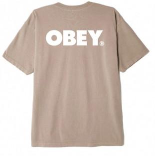Camiseta Obey: Obey Bold (Gallnut)
