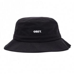 Gorro Obey: Bold Jazz Bucket Hat (Black) Obey - 1