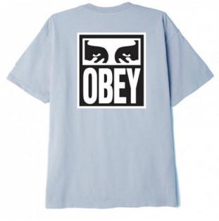 Camiseta Obey: Obey Eyes Icon 2 (Good Grey)