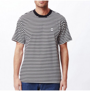Camiseta Obey: Icon Face Tee SS (Black Multi)