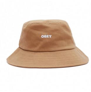 Gorro Obey: Bold Bucket Hat (Khaki) Obey - 1