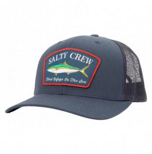 Gorra Salty Crew: Mossback Retro Trucker (Navy) Salty Crew - 1