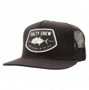 Gorra Salty Crew: Gt Trucker (Black)