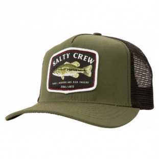 Gorra Salty Crew: Bigmouth Trucker (Army Black) Salty Crew - 1